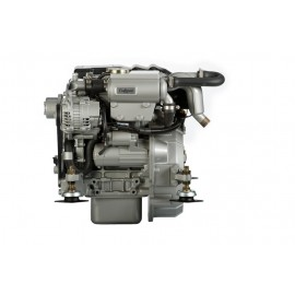 Marine diesel engine CM2.16  whith gearbox ZF10M and panel ALFA10E