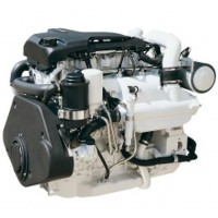 Marine diesel engine FPT S30 230 with reductor TM485A