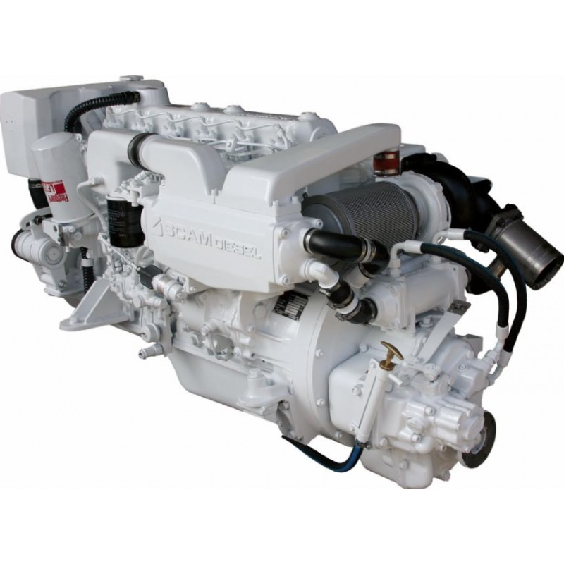 Marine engine SD 16.200 T