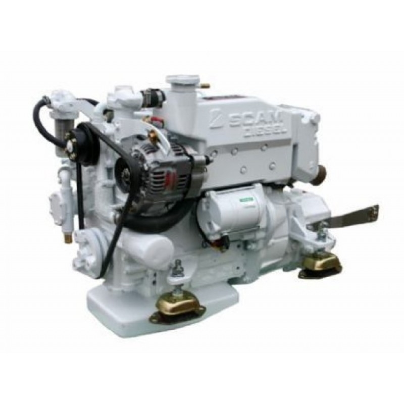 Marine engine SD 318