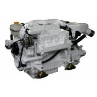 Marine engine  SCAM DIESEL SD 4.100T with gearbox TM93A