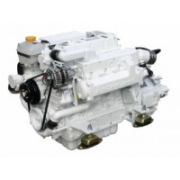 Marine engine SCAM DIESEL SD 485 T with gearbox TM345