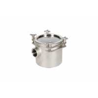 Water Strainer 25mm 1' side/botton