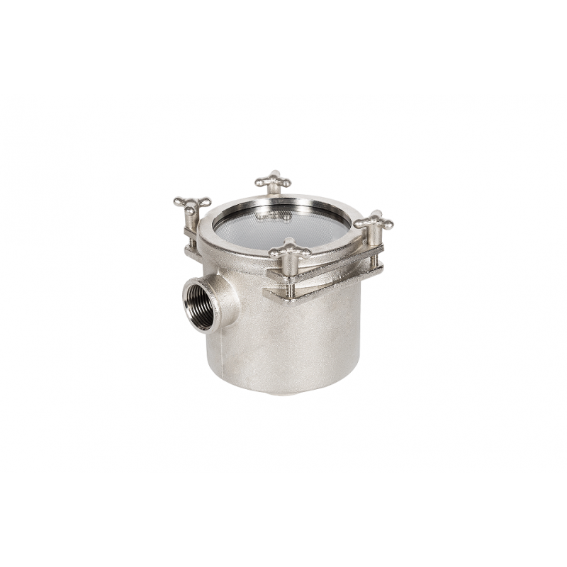 Water Strainer 38mm 1' 1/2 side/side